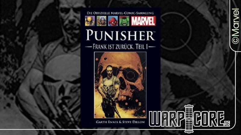 Review: Marvel Comic Sammlung 28 – Punisher: Frank ist zurück, Teil 1