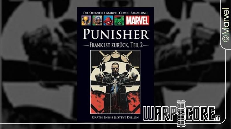 Review: Marvel – Punisher: Frank ist zurück, Teil 2