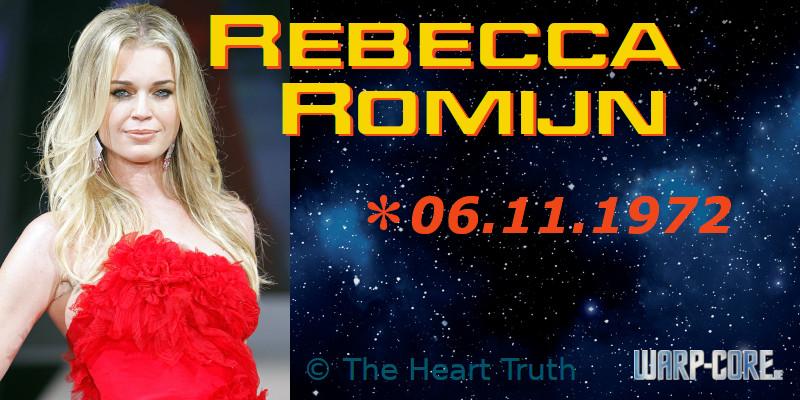 Spotlight: Rebecca Romijn