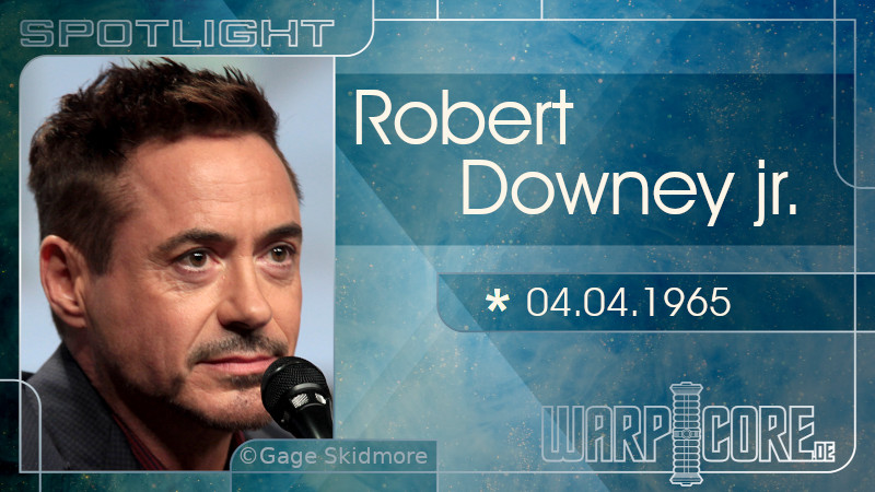 Spotlight: Robert Downey Jr.