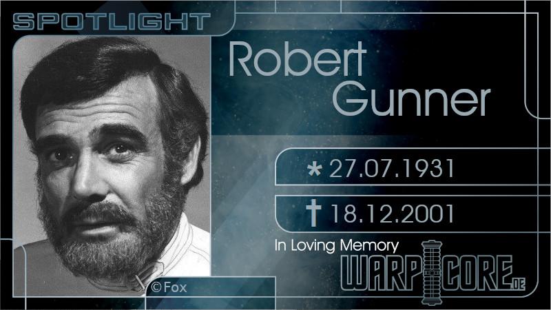 Spotlight: Robert Gunner