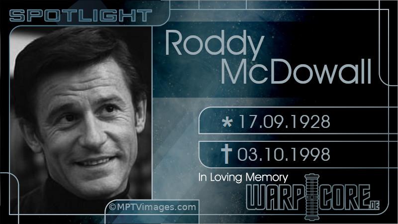 Spotlight: Roddy McDowall