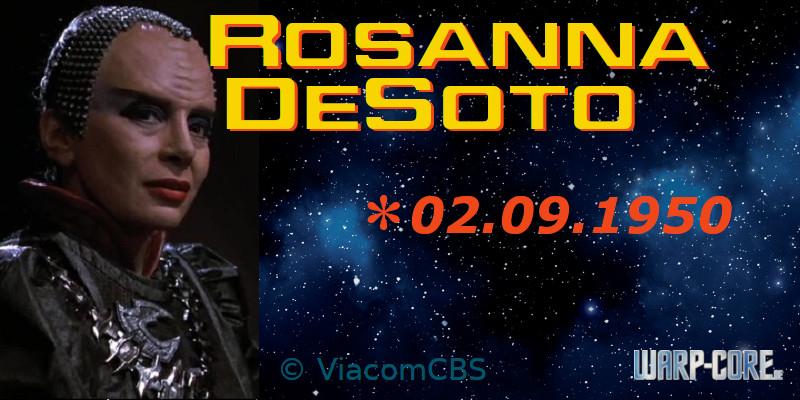 Spotlight: Rosanna DeSoto