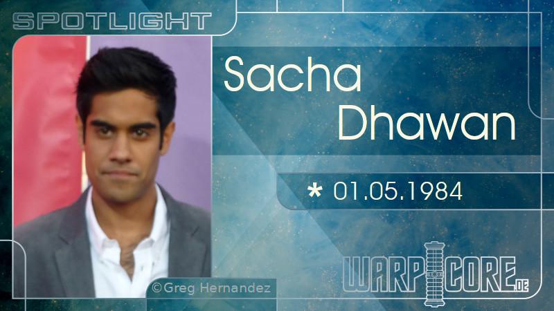Spotlight: Sacha Dhawan