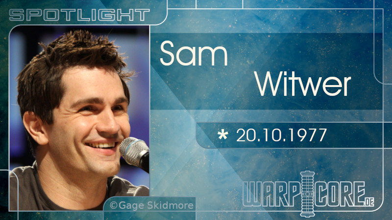 Spotlight: Sam Witwer