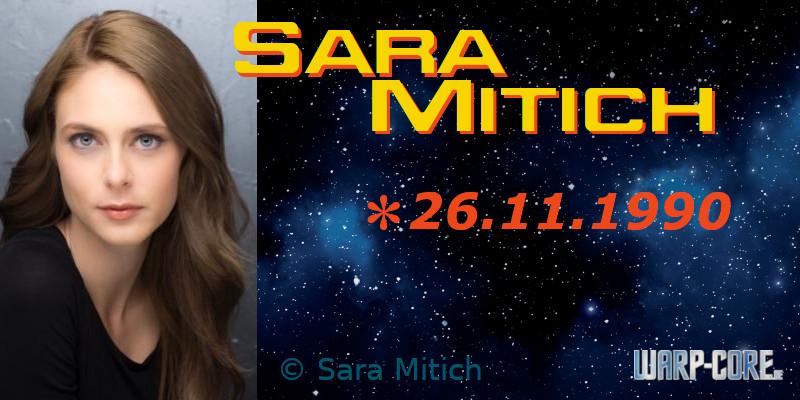 Spotlight: Sara Mitich
