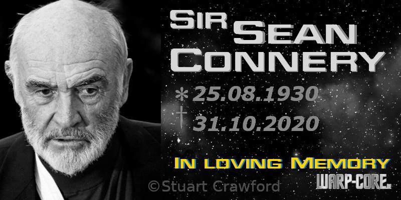 Sir Sean Connery verstorben