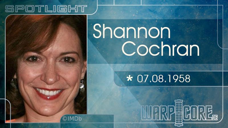 Spotlight: Shannon Cochran