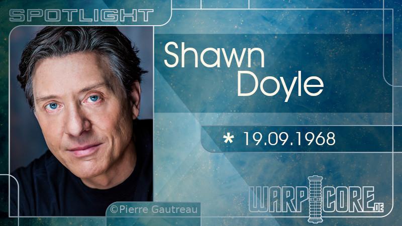 Spotlight: Shawn Doyle