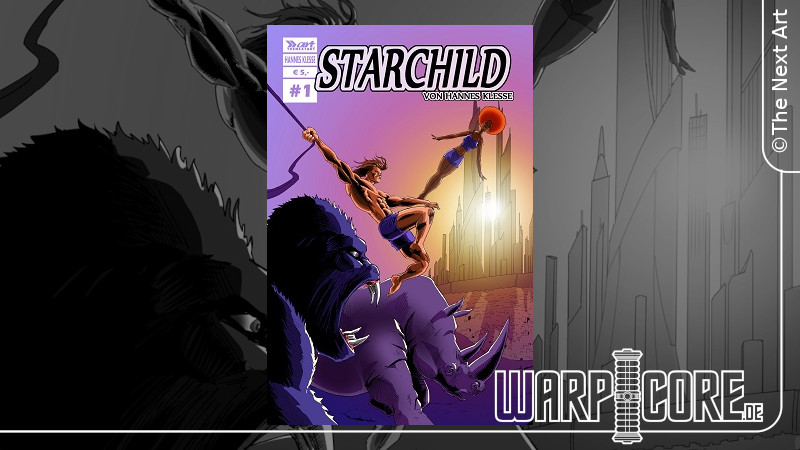 Review: Starchild #1