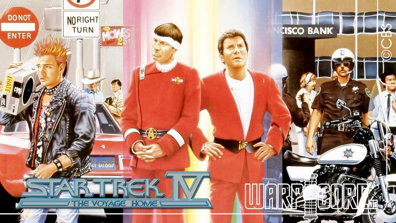 Review: Star Trek IV – Zurück in die Gegenwart (1986)