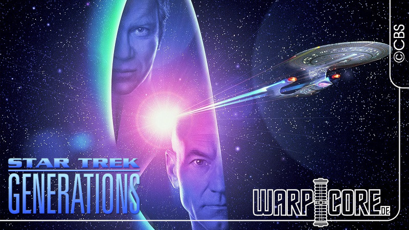 Review: Star Trek: Treffen der Generationen