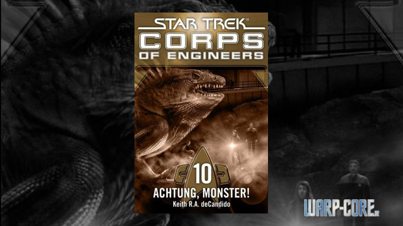 Review: Star Trek – Corps of Engineers 10: Achtung, Monster