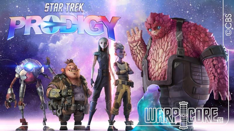 Star Trek – Prodigy kommt 2022 nach Europa