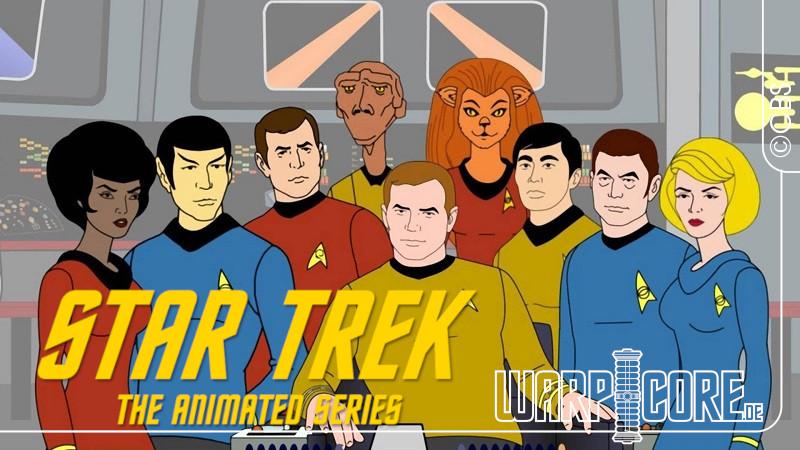 Review: Star Trek TAS 014 – Das Geheimnis der Stasis-Box