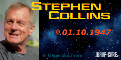 Spotlight: Stephen Collins