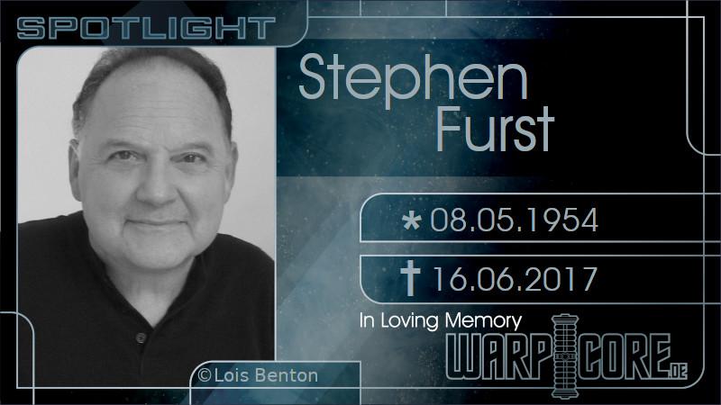 Spotlight: Stephen Furst