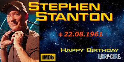 Spotlight: Stephen Stanton