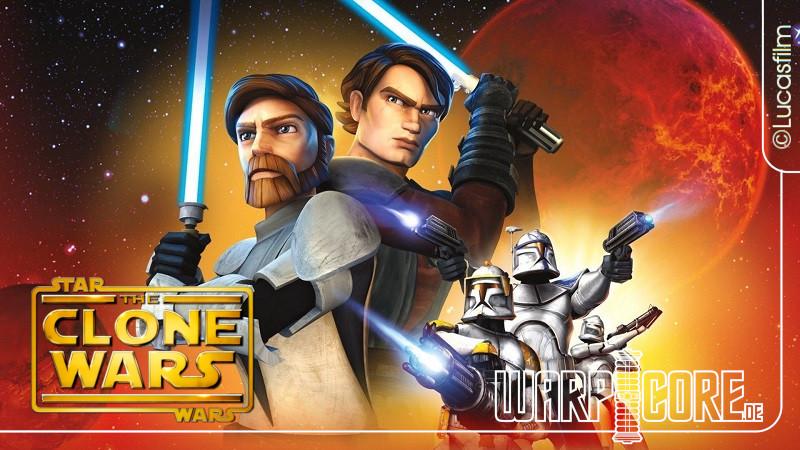 Review: Star Wars The Clone Wars 003 – Der Schatten der Malevolence