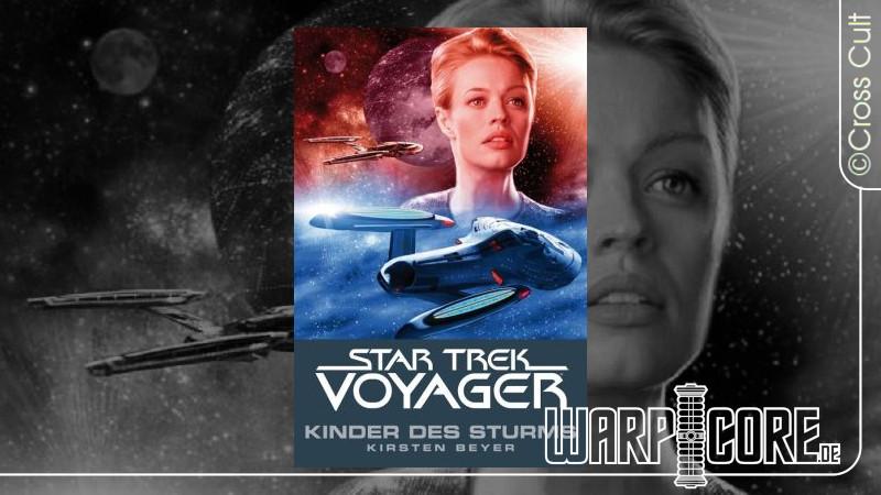 Review: Star Trek Voyager 07 – Kinder des Sturms