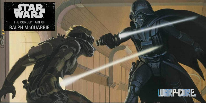 [Review] Star Wars: The Concept Art of Ralph McQuarrie