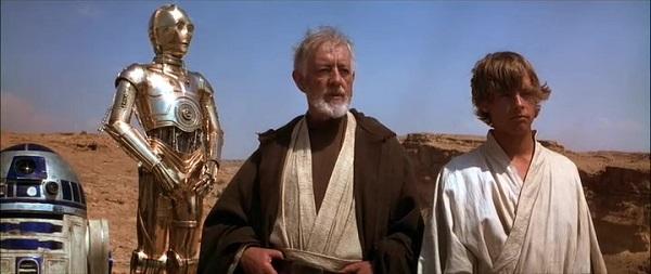 Star Wars Episode IV Eine neue Hoffnung