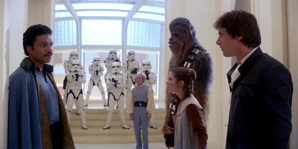 Star Wars Episode 5 Das Imperium schlägt zurück