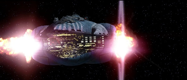Star Wars The Clone Wars 003 Der Schatten der Malevolence