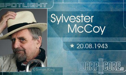 Sylvester McCoy