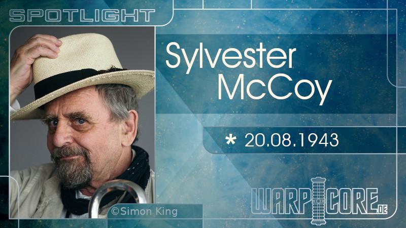 Spotlight: Sylvester McCoy