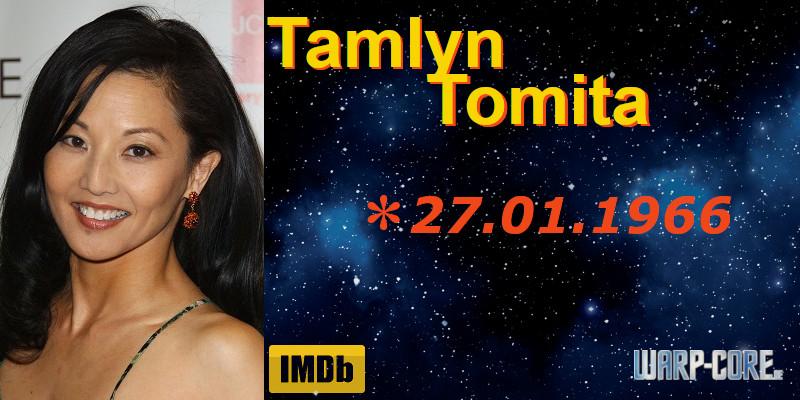 Spotlight: Tamlyn Tomita