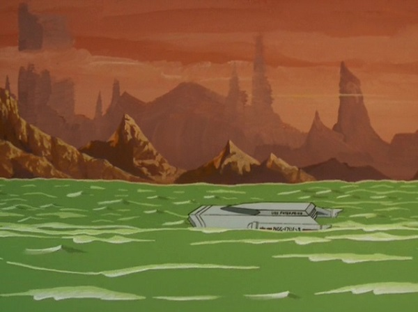 Star Trek TAS 013 - Die Entführung