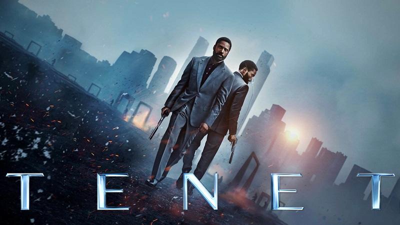 Christopher Nolans Tenet kommt zu Sky