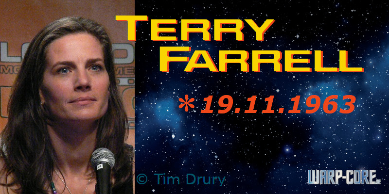 Spotlight: Terry Farrell