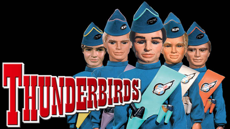 [Special] Thunderbirds