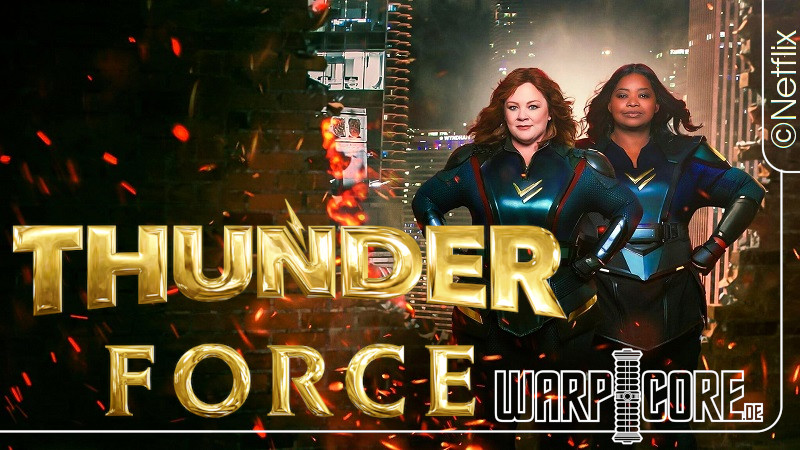 Review: Thunder Force (2021)