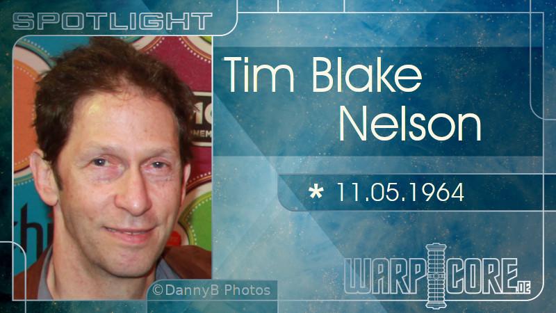 Spotlight: Tim Blake Nelson