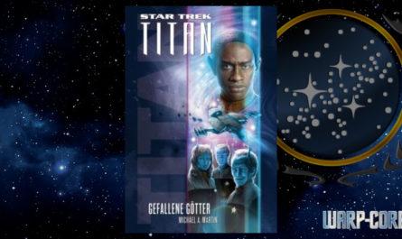 Star Trek Titan 07 Gefallene Götter