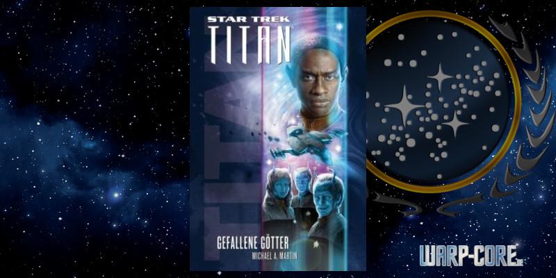 [Star Trek – Titan 07] Gefallene Götter