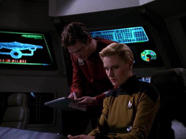 Die alte Enterprise