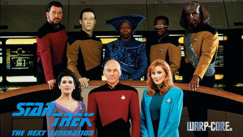 Review: Star Trek TNG 42 – Zeitsprung mit Q