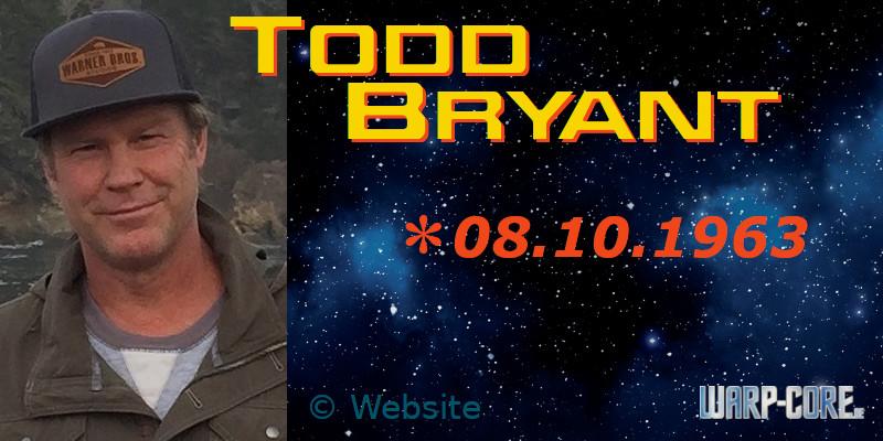 Spotlight: Todd Bryant