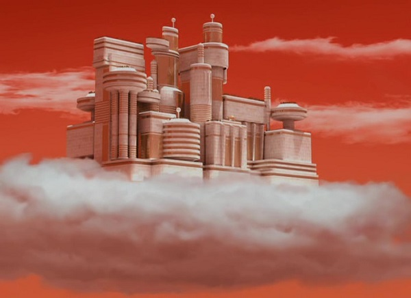 Die Wolkenstadt
