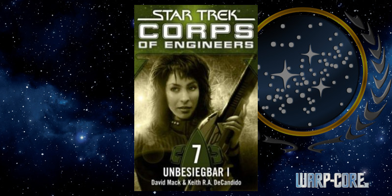 [Star Trek – Corps of Engineers 07] Unbesiegbar I