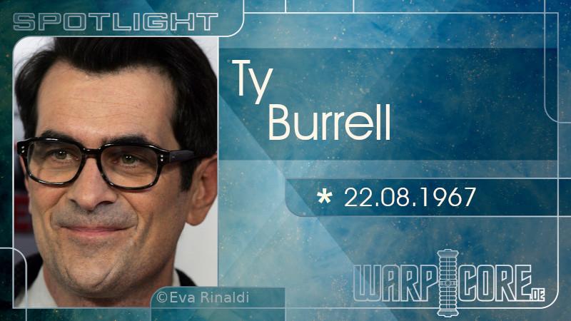 Spotlight: Ty Burrell