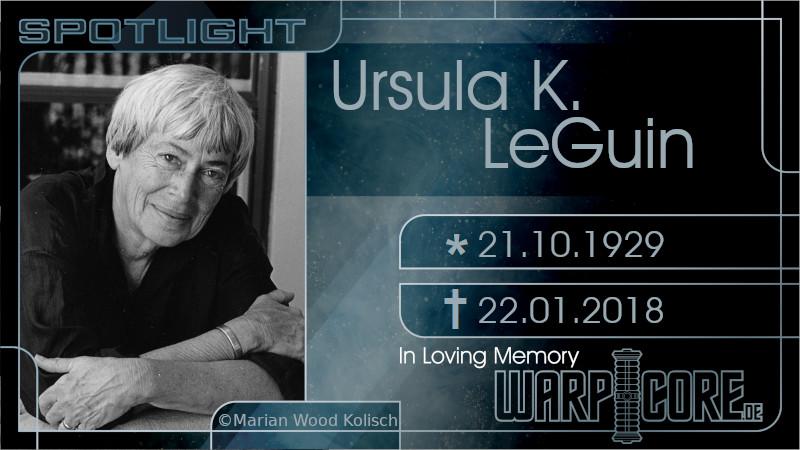 Spotlight: Ursula K. Le Guin