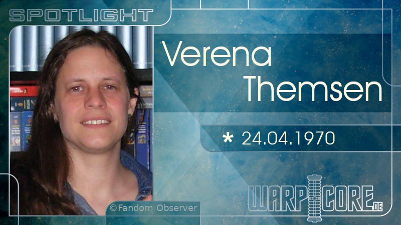 Spotlight: Verena Themsen