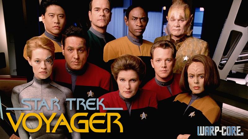 Rückblick: Star Trek Voyager