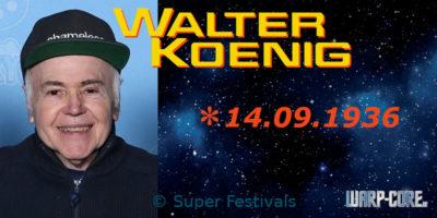 Spotlight: Walter Koenig