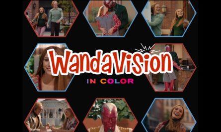 WandaVision 3 Jetzt in Farbe